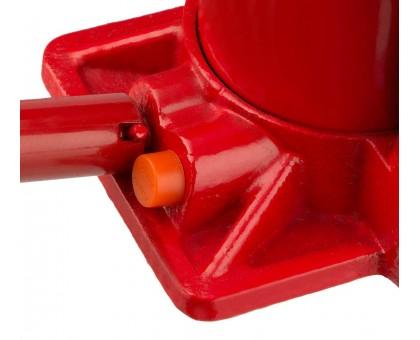 STAYER RED FORCE 6т 216-413мм домкрат бутылочный гидравлический в кейсе