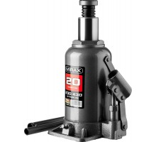 MIRAX 20т, 230-430 мм домкрат бутылочный гидравлический