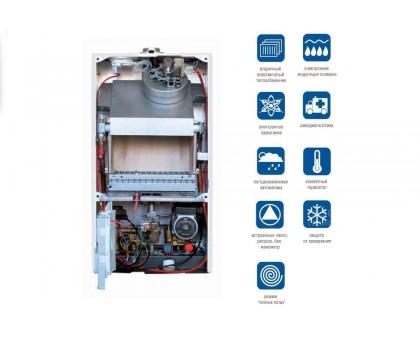 Baxi ECO Four 1.24 F настенный газовый котел (одноконтурный)