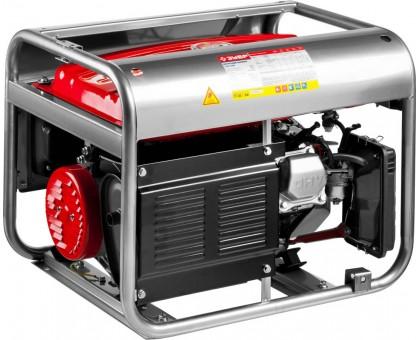 Бензиновый генератор, 2800 Вт, ЗУБР