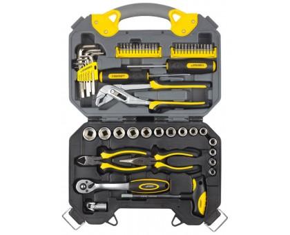 STAYER PROFI 55 универсальный набор инструмента 55 предм.