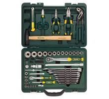 KRAFTOOL Industrie 70 универсальный набор инструмента 70 предм.