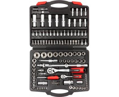 ЗУБР Mx-110 универсальный набор инструмента 110 предм.