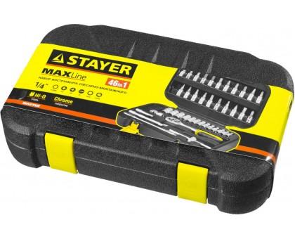 STAYER MASTER 44 универсальный набор инструмента 44 предм.