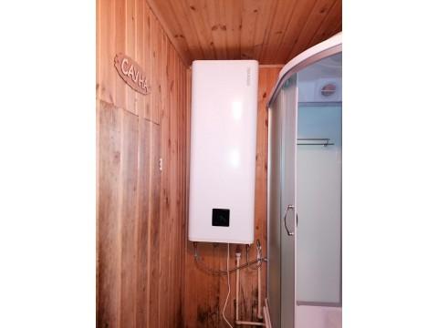 Доставка установка водонагревателя Atlantic Vertigo Steatite Essential 100