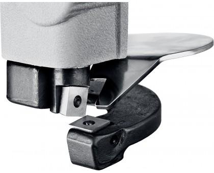 Ножницы по металлу электрические, ЗУБР Профессионал ЗНЛ-500, радиус поворота 40 мм, толщина листа до 2.5 мм, 1800 об/мин, кейс, 500 Вт