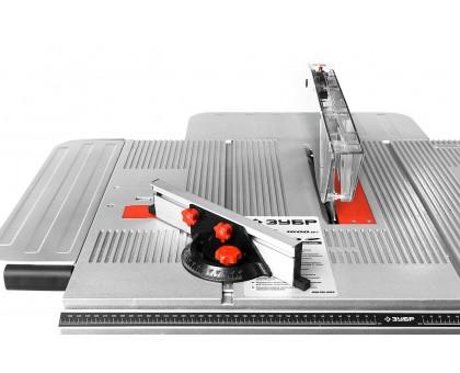 Пила настольная, ЗУБР ЗПДС-255-1600С, станина, 4500об/мин, 255х30 мм, 1600Вт