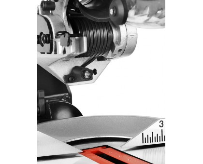 ЗУБР ЗПТ-255-1800 ПЛР пила торцовочная с ременной передачей, d 255 х 30 мм, 1800 Вт