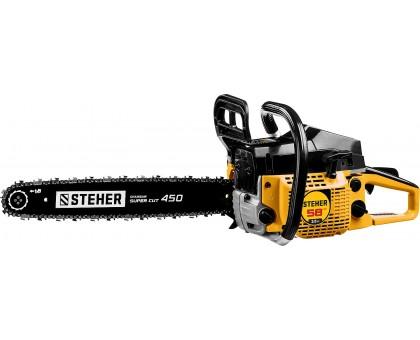 STEHER BS-58-45 бензопила, 58 см3