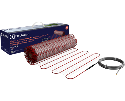 Мат нагревательный ELECTROLUX EEM 2-150-10 (комплект теплого пола)