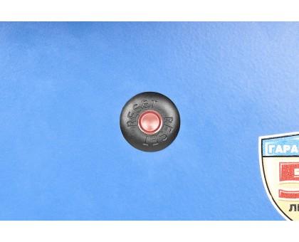 """Пушка тепловая """"Квадрат"""" электрическая, ЗУБР Профессионал ЗТПЭ-9000-Ф_М2, двойные стенки (термос), гладкий нерж ТЭН, 9/6 кВт, 380 В"""
