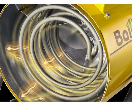 Тепловая пушка электрическая Ballu BHP-PE-5