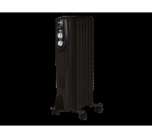 Масляный радиатор Ballu Classic black BOH/CL-07BRN 1500 (7 секций)