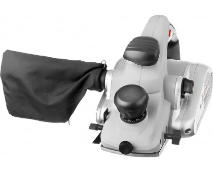 Рубанок электрический (электрорубанок), ЗУБР ЗР-1100-110, глубина 3.5 мм, 16000 об/мин, 110 мм, 1100 В