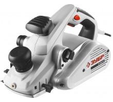 Рубанок электрический (электрорубанок), ЗУБР ЗР-1300-110, станина, глубина 3.5 мм, 16000 об/мин, 110 мм, 1300 Вт