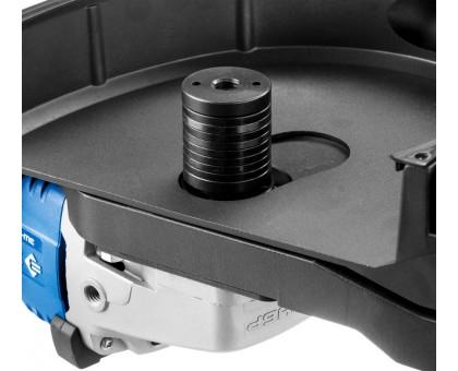 Штроборез (бороздодел), ЗУБР ЗШ-П45-2100 ПВТК, макс. глуб. 45 мм, 180 мм, подключ. пылесоса, плавный пуск, защита от перегрузки, 2100 Вт