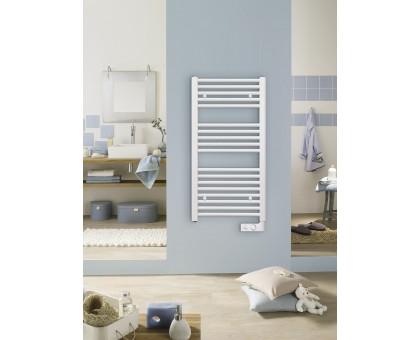 Atlantic Электрический полотенцесушитель 2012 белый широкий 500W